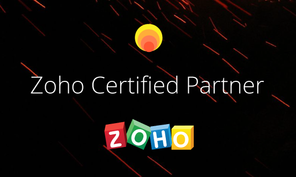 We Are Zoho Certified