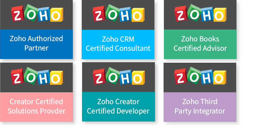 Zoho Certified Partner