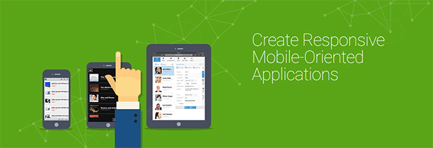 Create Responsive Mobile Applications with Aware IM