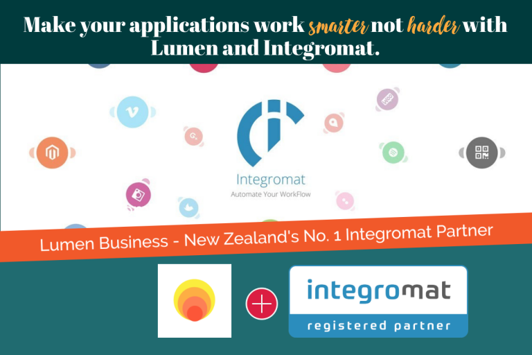 CRM Automation with Lumen and Integromat