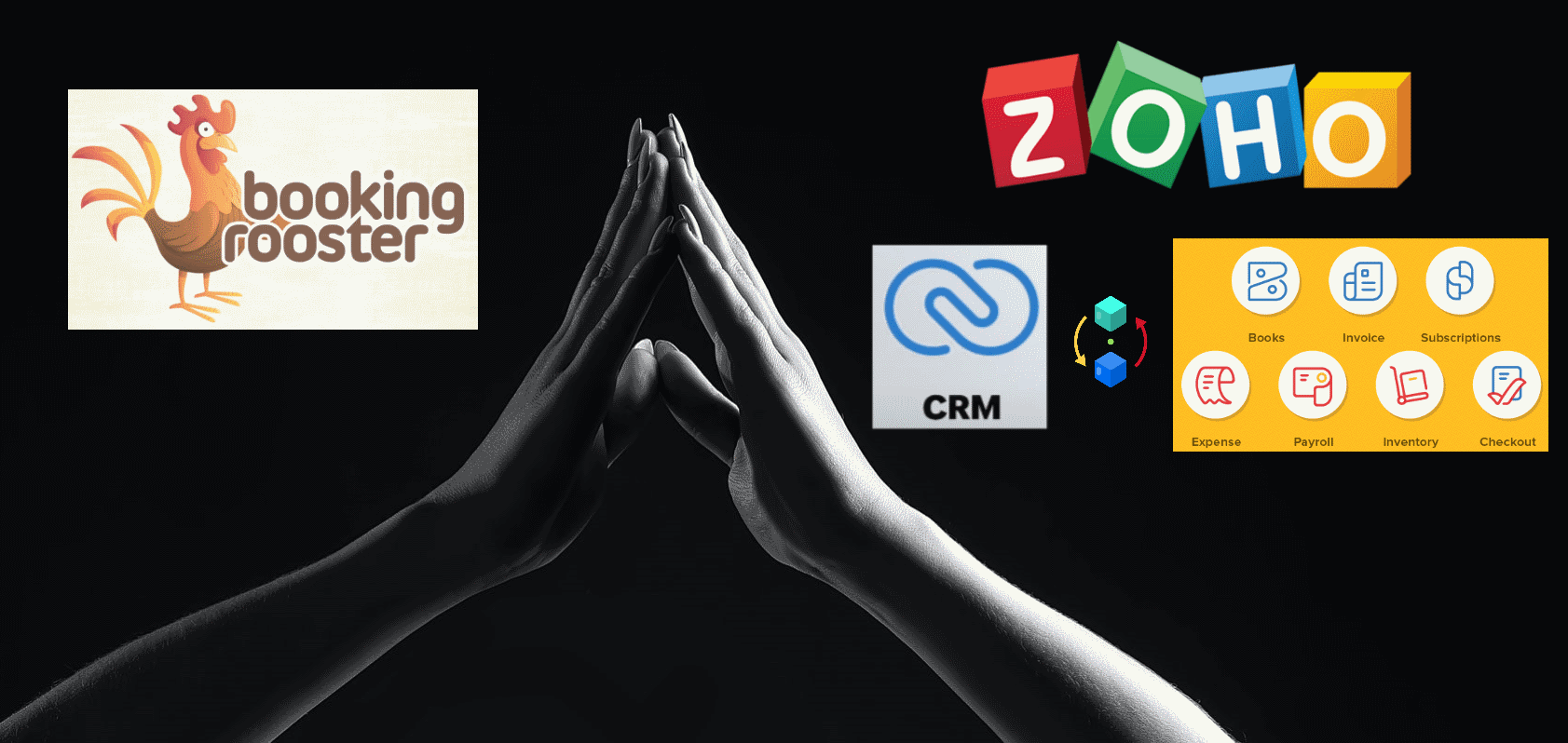 Booking Rooster to Zoho Integration