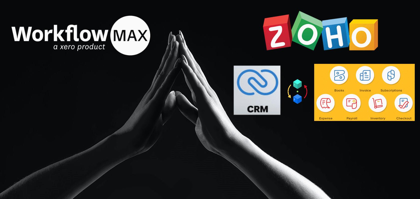 WorkflowMax and Zoho Integration