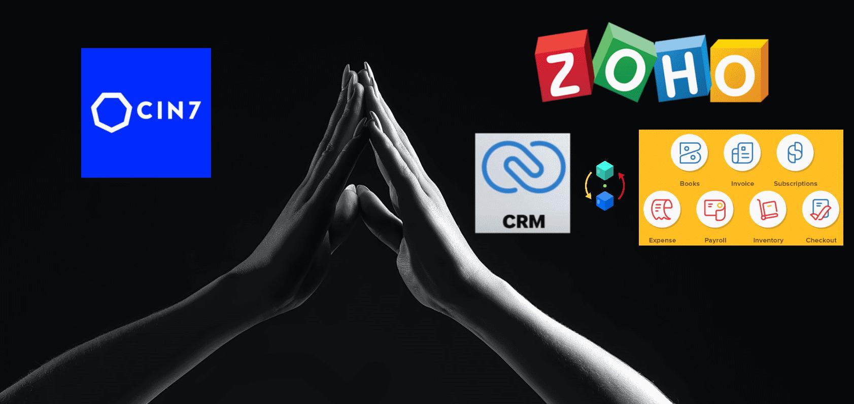 Cin7 and Zoho CRM integration