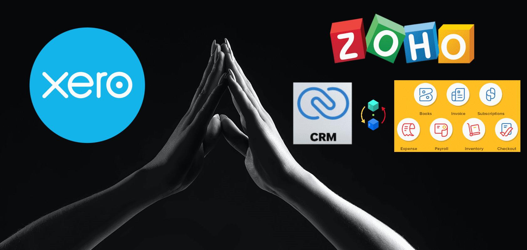 Xero to Zoho integration