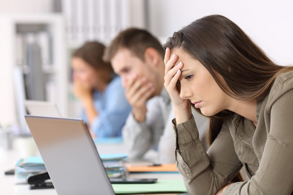 Disengaged staff don't work well with CRM